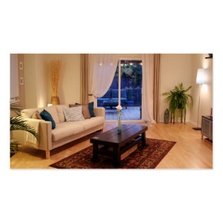 Home Staging Business Card