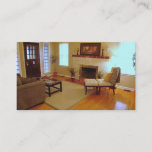 Home staging business cards templates zazzle home staging business card colourmoves
