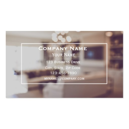 home staging business cards zazzle