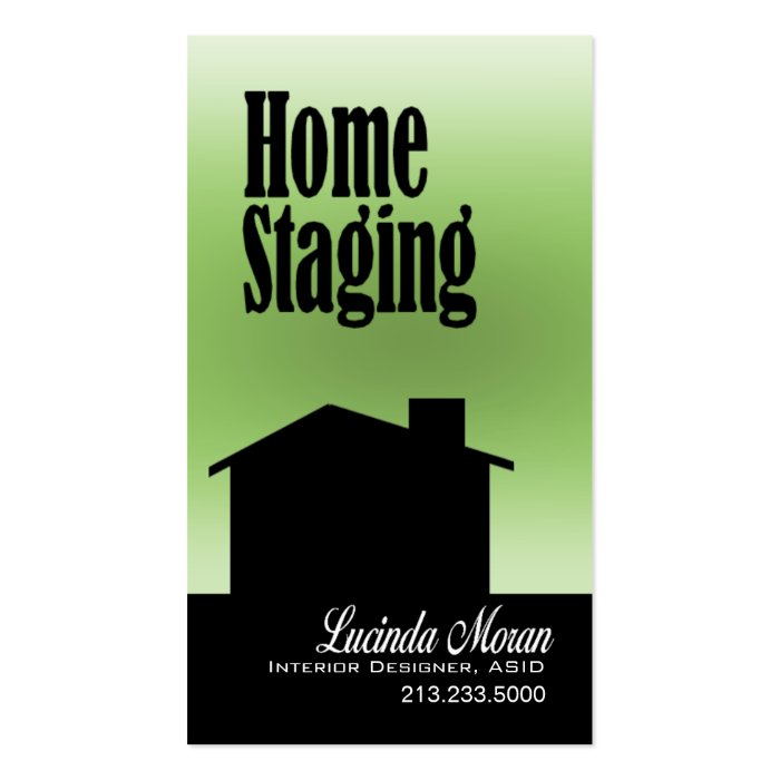 Home Staging Interior Designer Design Consultant Business