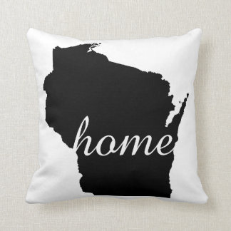 Home State Pillow Double Sided | Throw Pillow