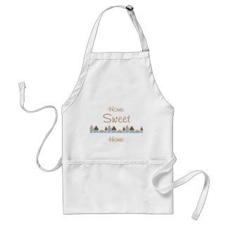 Home Sweet Home Adult Apron