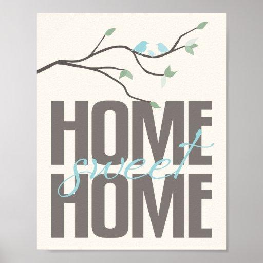 Home Sweet Home Art Print