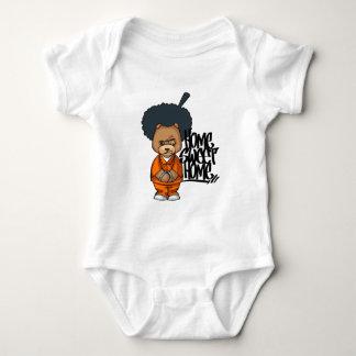 Home Sweet Home Baby Bodysuit
