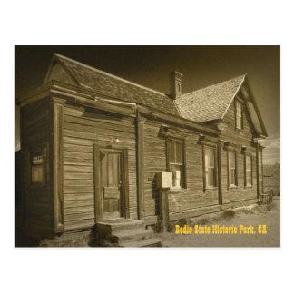 Home Sweet Home, Bodie Postcard