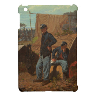 Home, Sweet Home, c.1863 (oil on canvas) iPad Mini Cover