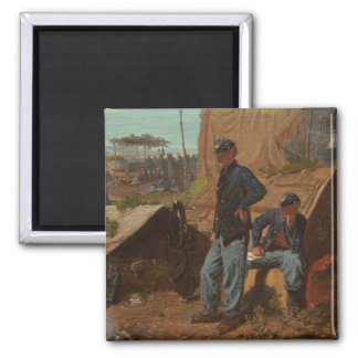 Home, Sweet Home, c.1863 (oil on canvas) Magnet