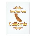 Home Sweet Home California Invites