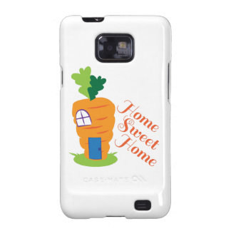 Home Sweet Home Galaxy S2 Cases