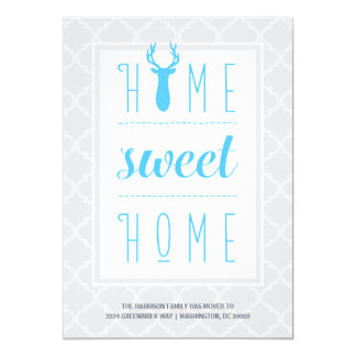 Home Sweet Home | Change of Address Card