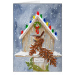 Home Sweet Home Christmas Greeting Cards