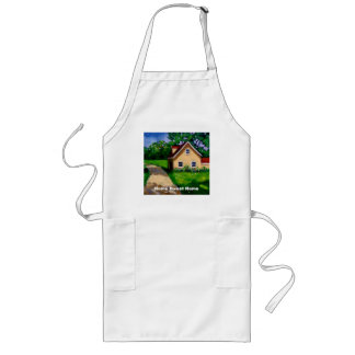 HOME SWEET HOME COUNTRY COTTAGE LONG APRON