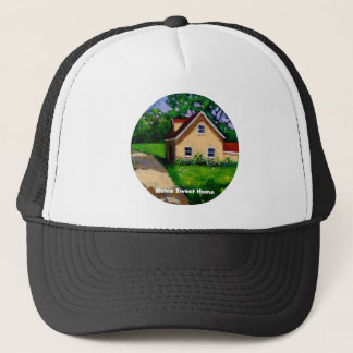 HOME SWEET HOME COUNTRY COTTAGE TRUCKER HAT