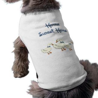 Home Sweet Home Dog T Shirt