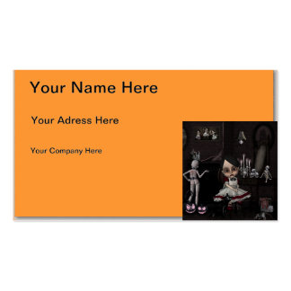 Home Sweet Home Double-Sided Standard Business Cards (Pack Of 100)