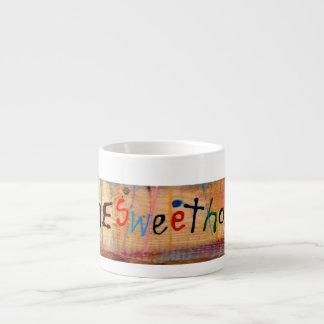 home sweet home espresso mug 6 oz ceramic espresso cup