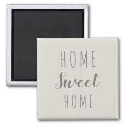 Home sweet home farmhouse magnet