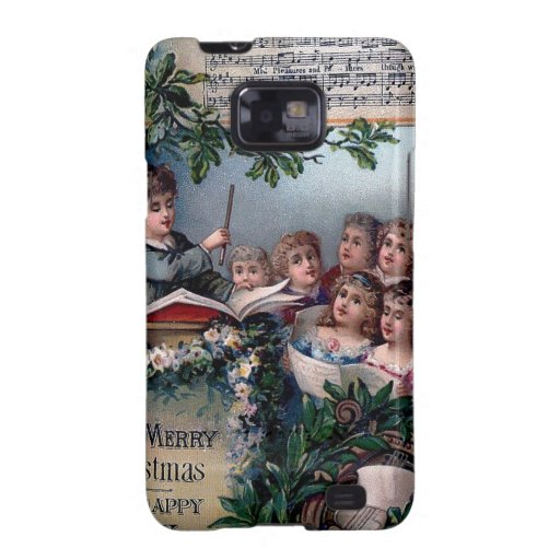 Home Sweet Home for Christmas Samsung Galaxy S2 Covers