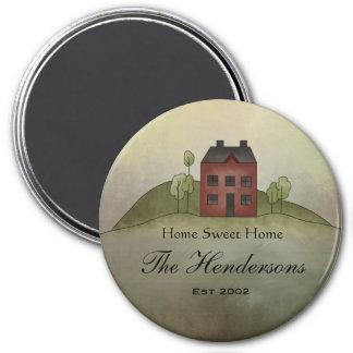 Home Sweet Home Fridge Magnet