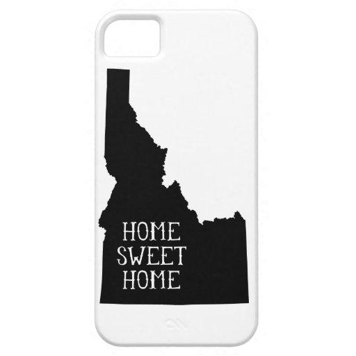 Home Sweet Home Idaho iPhone 5 Cover