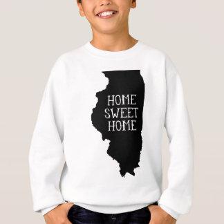 Home Sweet Home Illinois Sweatshirt
