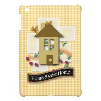 Home Sweet Home iPad Mini Cases