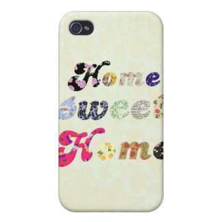 Home Sweet Home iPhone 4/4S Case