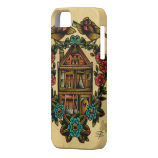 home sweet home iPhone SE/5/5s case