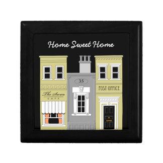Home Sweet Home Jewelry Box