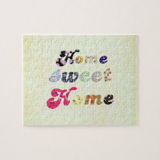 Home Sweet Home Jigsaw Puzzle