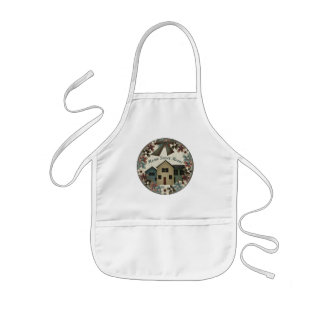 Home Sweet Home Kids T Shirts and Kids Gifts Kids' Apron