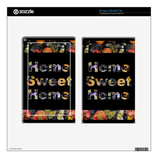 Home Sweet Home Kindle Fire Decal