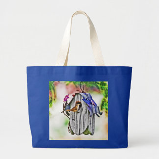 Home Sweet Home Large Tote Bag