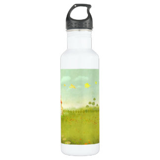 Home Sweet Home Liberty Bottle 24oz Water Bottle