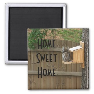 Home Sweet Home Magnet magnet