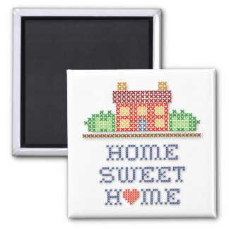 Home Sweet Home Refrigerator Magnet