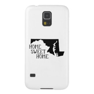 Home Sweet Home Maryland Galaxy S5 Case
