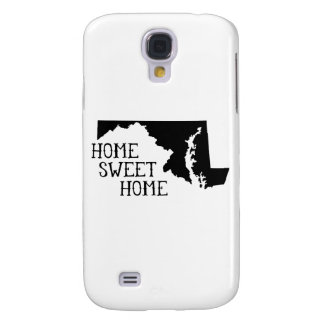 Home Sweet Home Maryland Samsung Galaxy S4 Cover