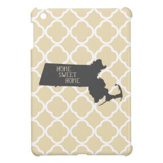 Home Sweet Home Massachusetts Cover For The iPad Mini