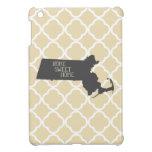Home Sweet Home Massachusetts iPad Mini Cases
