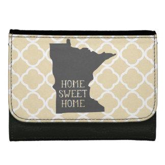 Home Sweet Home Minnesota Women's Wallets