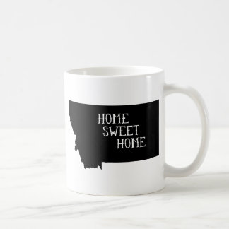 Home Sweet Home Montana Classic White Coffee Mug