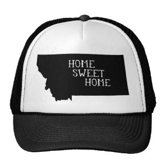 Home Sweet Home Montana Hats
