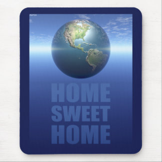 Home Sweet Home Mouse Pad