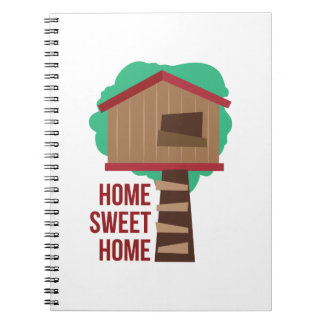 Home Sweet Home Notebook
