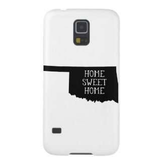Home Sweet Home Oklahoma Galaxy S5 Case