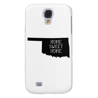 Home Sweet Home Oklahoma Samsung S4 Case