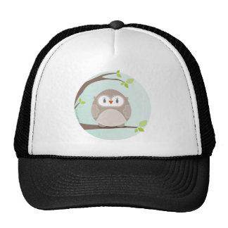 HOME SWEET HOME :: Owl in a tree 1 Trucker Hats