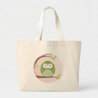HOME SWEET HOME :: Owl in a tree 2 Tote Bag