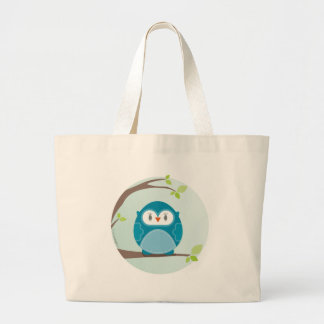 HOME SWEET HOME :: Owl in a tree 5 Bags